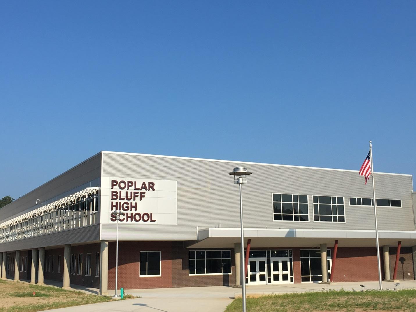 Poplar Bluff R 1 School District Greater Poplar Bluff Area Chamber Of Commerce